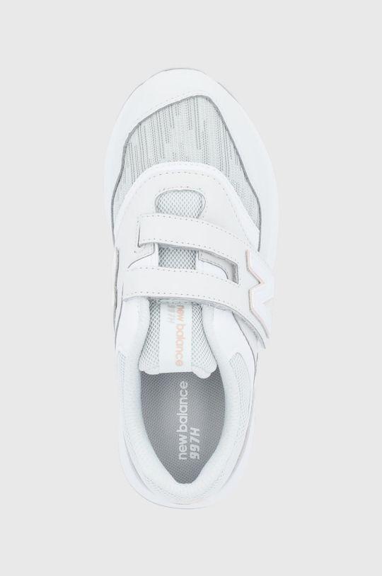 szary New Balance - Buty dziecięce PZ997HMA
