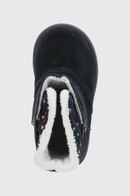 czarny Sorel - Śniegowce dziecięce Rylee