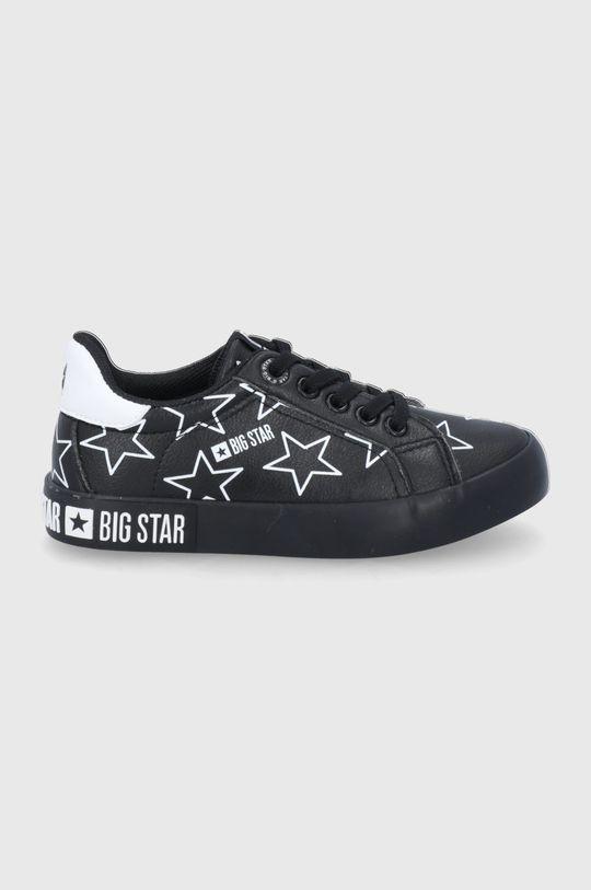 μαύρο Big Star - Παιδικά παπούτσια Παιδικά