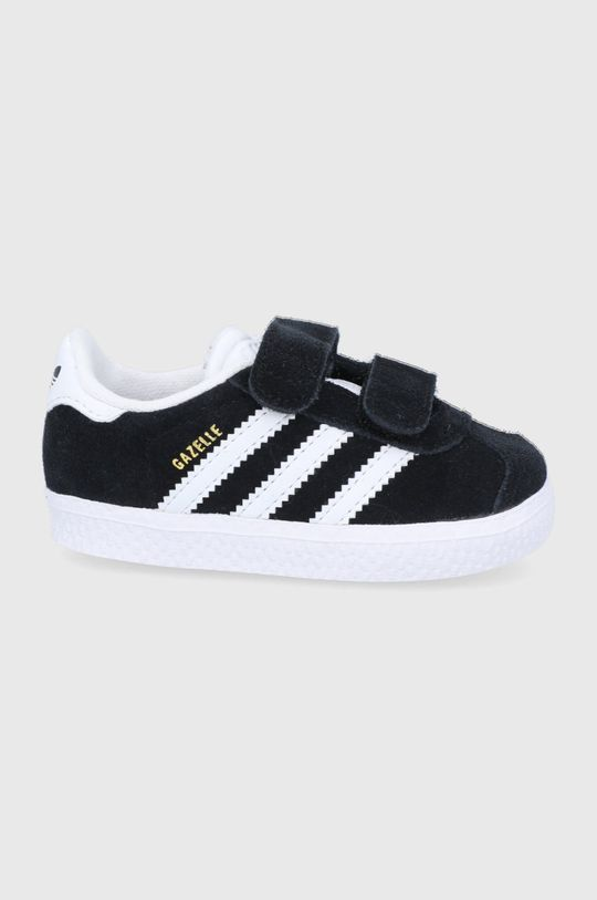 fekete adidas Originals - Gyerek cipő GAZELLE CF I Gyerek