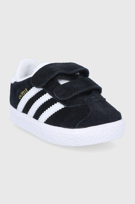 adidas Originals - Gyerek cipő GAZELLE CF I fekete