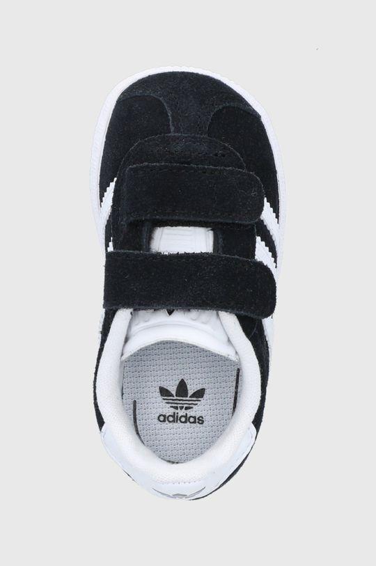 fekete adidas Originals - Gyerek cipő GAZELLE CF I
