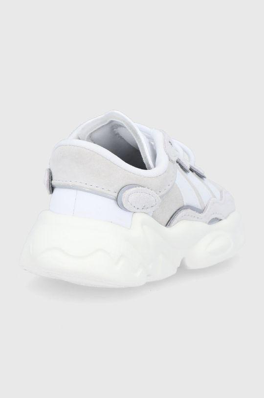 adidas Originals - Buty dziecięce Ozweego El I Cholewka: Materiał syntetyczny, Skóra zamszowa, Wnętrze: Materiał tekstylny, Podeszwa: Materiał syntetyczny