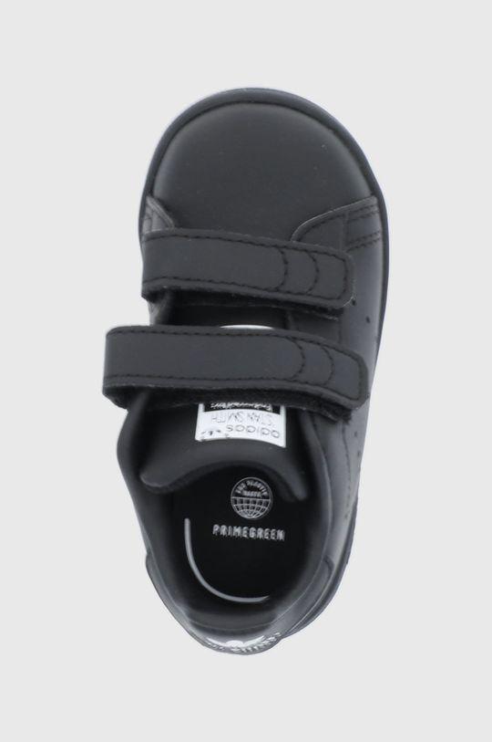 čierna adidas Originals - Detské topánky