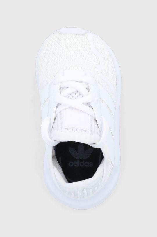 bílá adidas Originals - Dětské boty Swift Run X