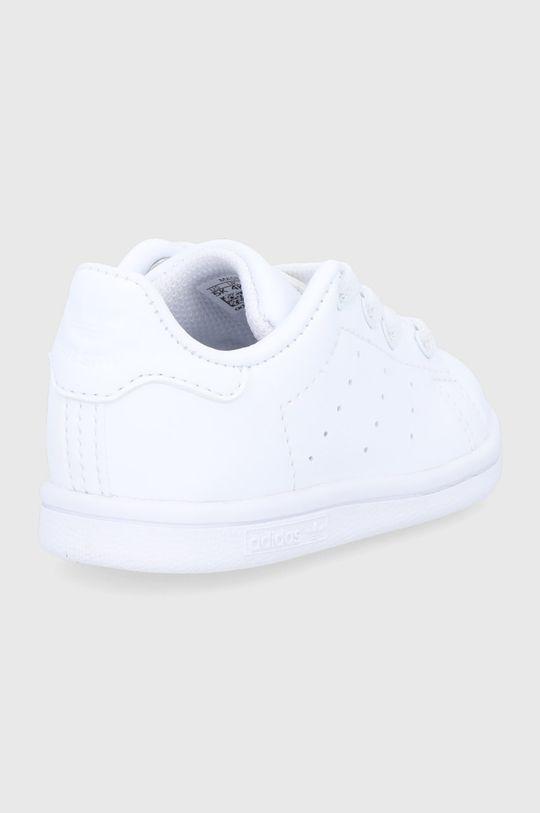 adidas Originals - Pantofi copii Stan Smith  Gamba: Material sintetic Interiorul: Material sintetic, Material textil Talpa: Material sintetic