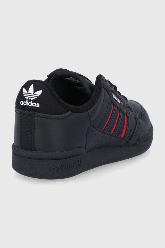adidas Originals - Dětské boty Continental 80 Stripes  Svršek: Umělá hmota, Textilní materiál Vnitřek: Umělá hmota, Textilní materiál Podrážka: Umělá hmota