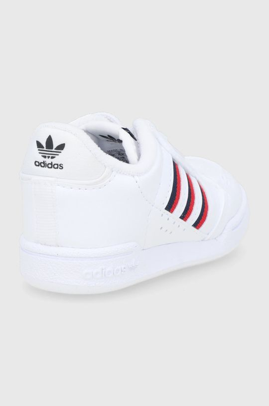 adidas Originals - Detské topánky Continental 80  Zvršok: Syntetická látka, Textil Vnútro: Syntetická látka, Textil Podrážka: Syntetická látka