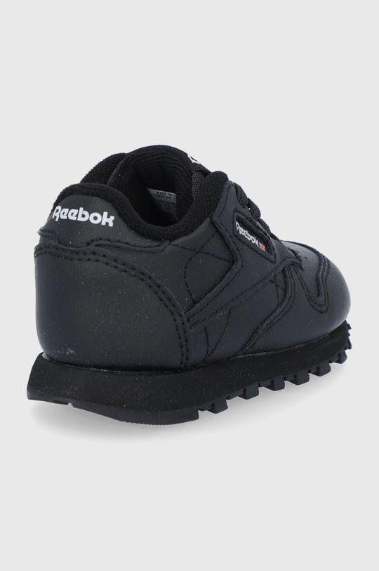 Reebok Classic - Buty dziecięce CL LTHR Cholewka: Materiał syntetyczny, Skóra naturalna, Wnętrze: Materiał tekstylny, Podeszwa: Materiał syntetyczny