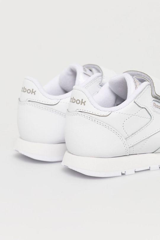 Reebok Classic - Pantofi copii CL LTHR 1V  Gamba: Material sintetic, Piele naturala Interiorul: Material textil Talpa: Material sintetic