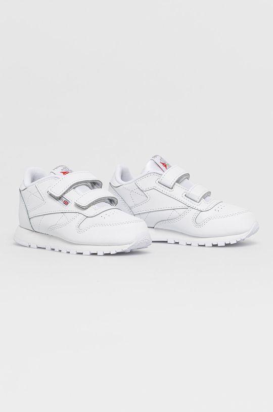 Reebok Classic - Buty dziecięce Classic biały