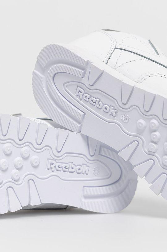 biały Reebok Classic - Buty dziecięce Classic