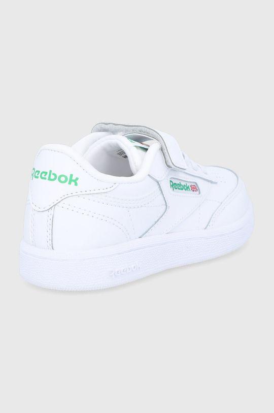 Reebok Classic - Pantofi copii CLUB C 1V  Gamba: Material sintetic, Piele naturala Interiorul: Material textil Talpa: Material sintetic