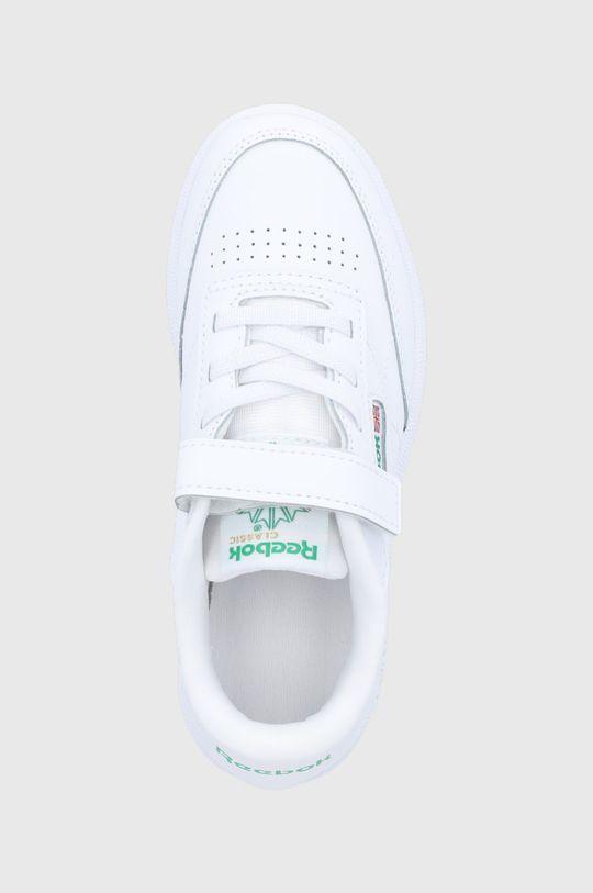 alb Reebok Classic - Pantofi copii CLUB C 1V
