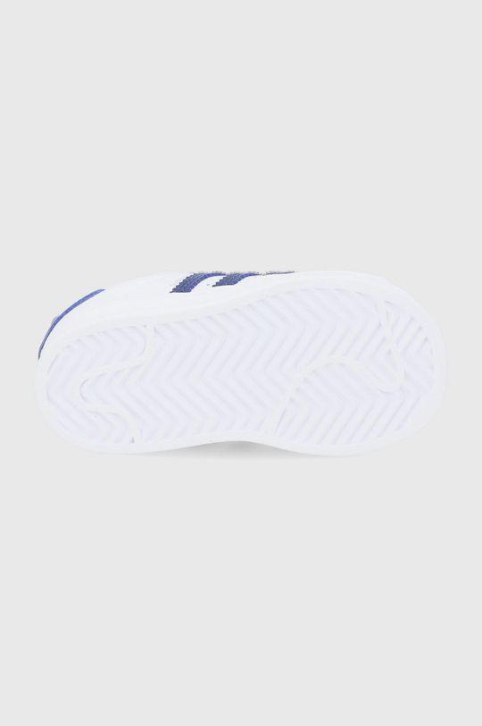 adidas Originals - Buty skórzane dziecięce Superstar Dziecięcy