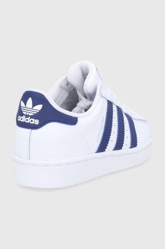 adidas Originals - Dětské boty Superstar  Svršek: Umělá hmota, Textilní materiál Vnitřek: Textilní materiál Podrážka: Umělá hmota