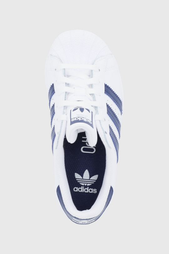 bílá adidas Originals - Dětské boty Superstar