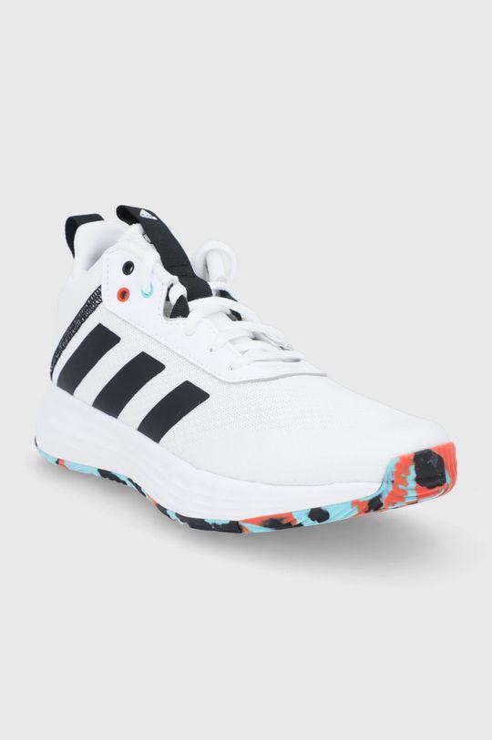 adidas - Detské topánky Ownthegame 2.0 biela