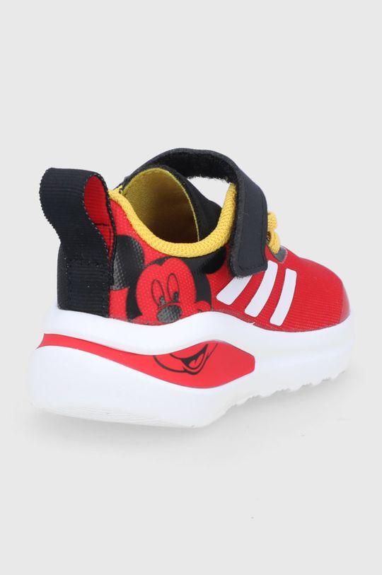 adidas Performance - Buty dziecięce FortaRun Mickey I Cholewka: Materiał syntetyczny, Materiał tekstylny, Wnętrze: Materiał tekstylny, Podeszwa: Materiał syntetyczny