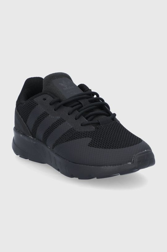Adidas Originals - Buty dziecięce ZX 1K C czarny