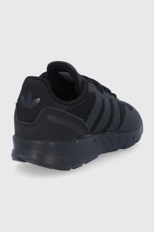 Adidas Originals - Buty dziecięce ZX 1K C Cholewka: Materiał syntetyczny, Materiał tekstylny, Wnętrze: Materiał syntetyczny, Materiał tekstylny, Podeszwa: Materiał syntetyczny