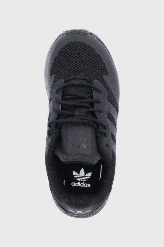 czarny Adidas Originals - Buty dziecięce ZX 1K C