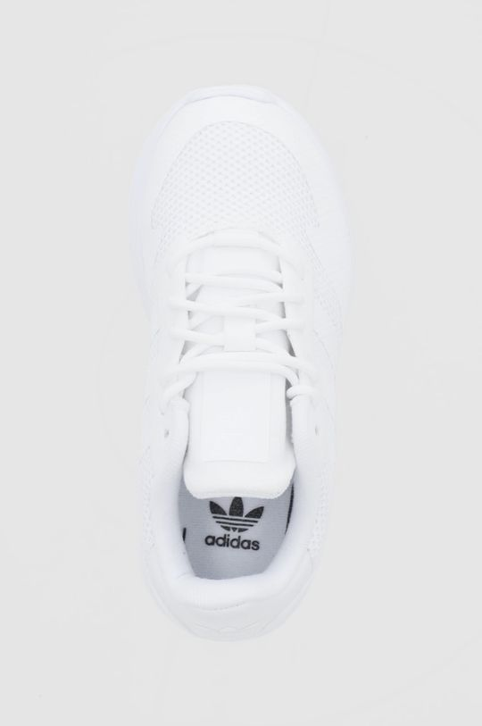biały adidas Originals - Buty dziecięce ZX 1K C