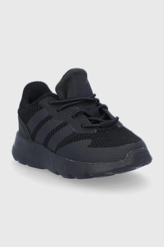 adidas Originals - Buty ZX 1K EL czarny