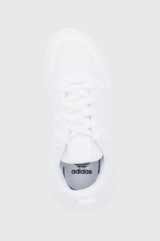 biały adidas Originals - Buty dziecięce Multix C