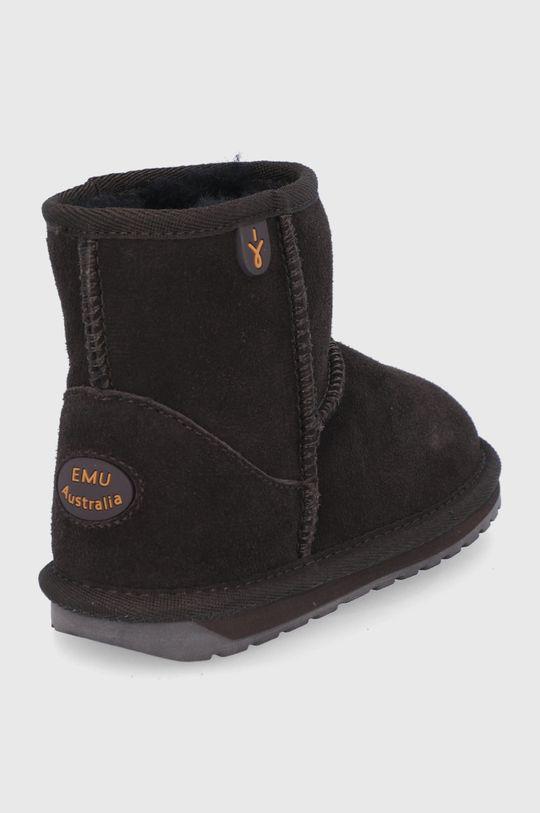 Emu Australia - Zimné topánky Wallaby Mini  Zvršok: Prírodná koža Vnútro: Textil Podrážka: Syntetická látka