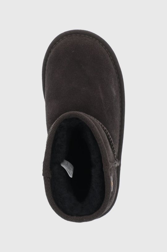 tmavohnedá Emu Australia - Zimné topánky Wallaby Mini