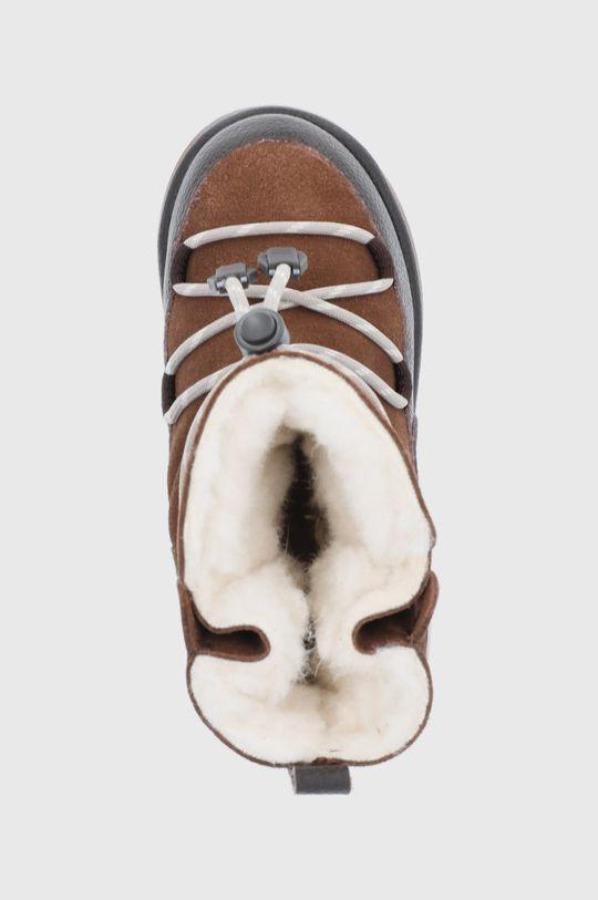 maro inchis Emu Australia - Cizme de zapada din piele intoarsa Blackburn