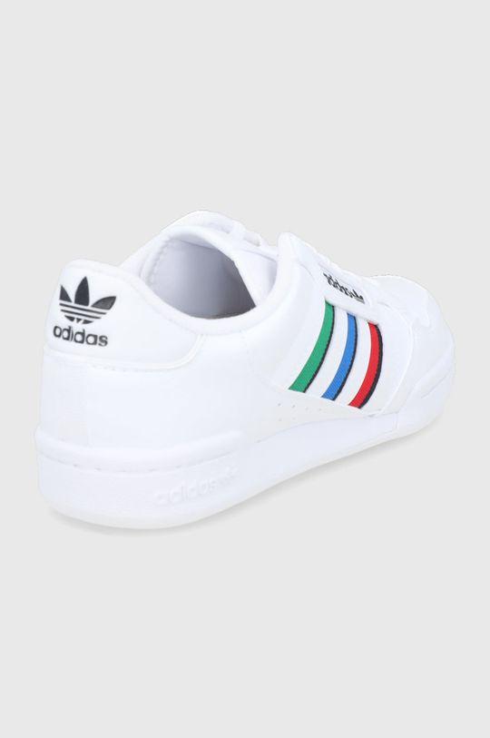 adidas Originals - Παιδικά παπούτσια Continental 80 Stripes  Πάνω μέρος: Συνθετικό ύφασμα, Υφαντικό υλικό Εσωτερικό: Συνθετικό ύφασμα, Υφαντικό υλικό Σόλα: Συνθετικό ύφασμα