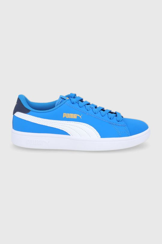 niebieski Puma - Buty dziecięce Puma Smash v2 Buck Dziecięcy