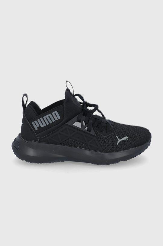 czarny Puma - Buty dziecięce Softride Enzo NXT Dziecięcy