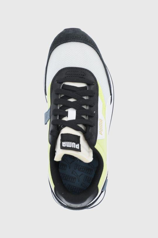 biały Puma - Buty dziecięce Future Rider Splash Jr