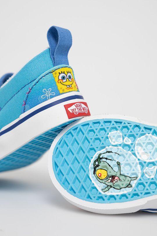 Vans - Dětské tenisky x Spongebob  Svršek: Textilní materiál Vnitřek: Textilní materiál Podrážka: Umělá hmota