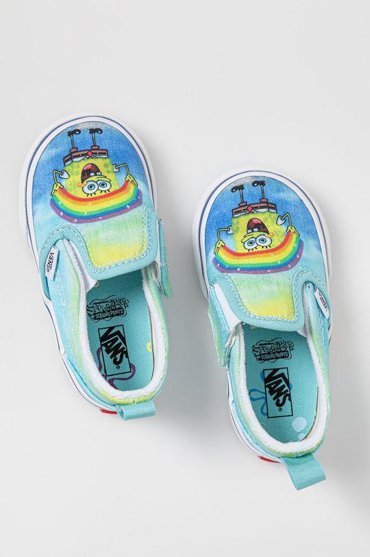 Vans - Dětské tenisky x Spongebob Dětský