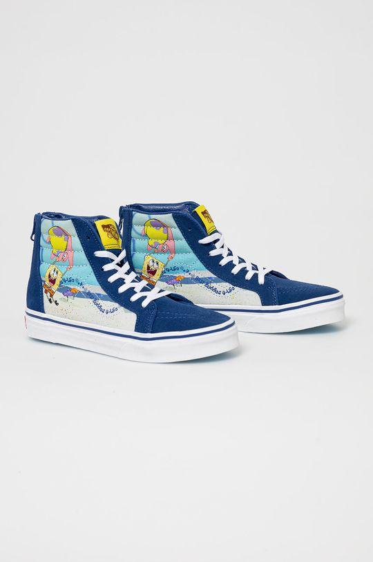 Vans - Kecky x Spongebob námořnická modř