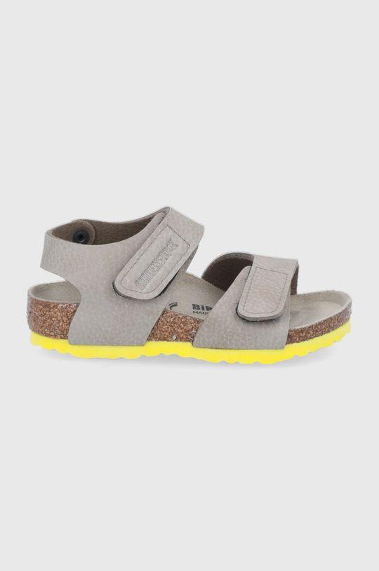 béžová Birkenstock - Dětské sandály Palu Dětský