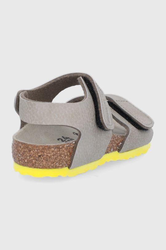 Birkenstock - Dětské sandály Palu  Svršek: Umělá hmota Vnitřek: Textilní materiál Podrážka: Umělá hmota