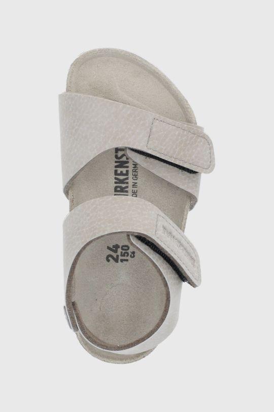 béžová Birkenstock - Dětské sandály Palu