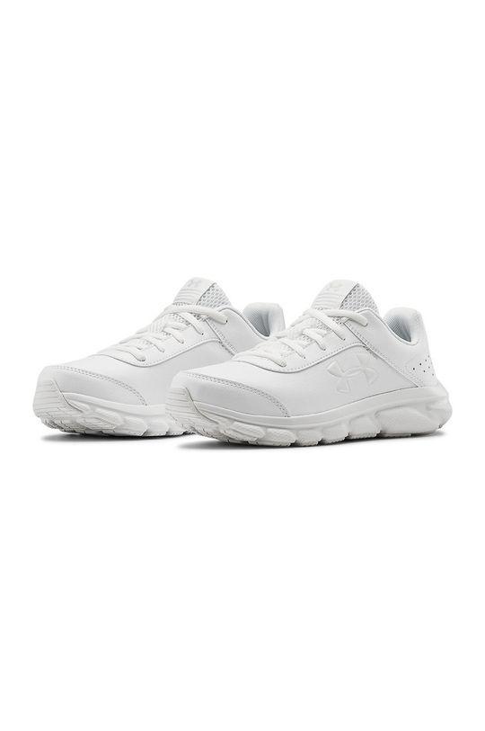 Under Armour - Buty dziecięce GS Assert 8 biały