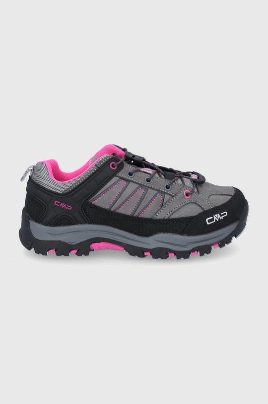 jasny szary CMP - Buty dziecięce Sun Hiking Shoe Dziecięcy