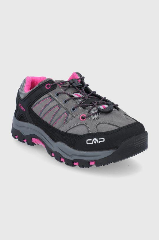 CMP - Buty dziecięce Sun Hiking Shoe jasny szary