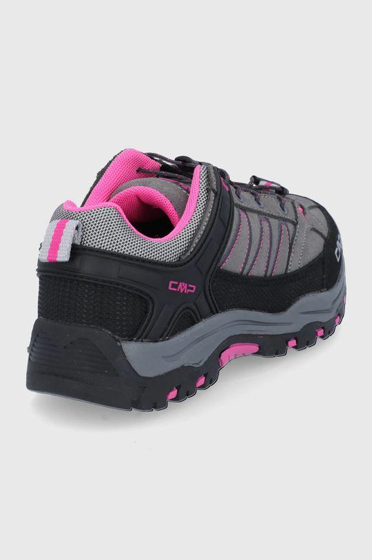 CMP - Buty dziecięce Sun Hiking Shoe Cholewka: Materiał tekstylny, Skóra zamszowa, Wnętrze: Materiał tekstylny, Podeszwa: Materiał syntetyczny
