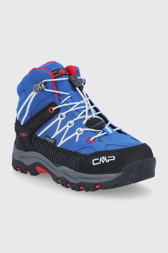 CMP - Pantofi copii Rigel Mid albastru