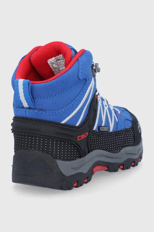 CMP - Pantofi copii Rigel Mid  Gamba: Material textil, Piele intoarsa Talpa: Material sintetic Introduceti: Material textil