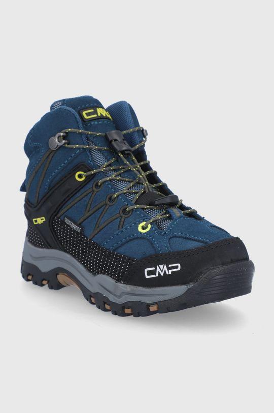 CMP - Pantofi copii Rigel Mid bleumarin