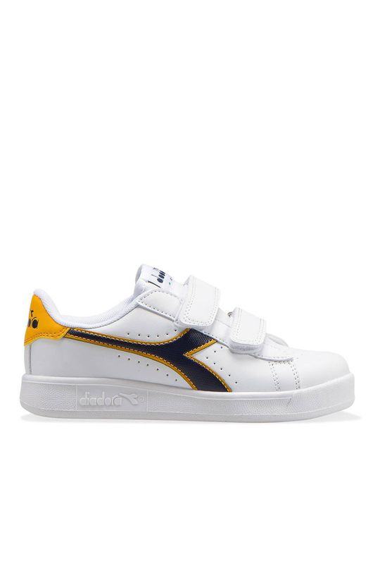 alb Diadora - Pantofi copii GAME P PS De copii